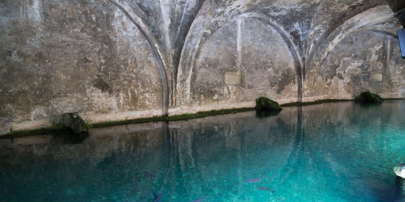 Itinerario dell'acqua di Siena