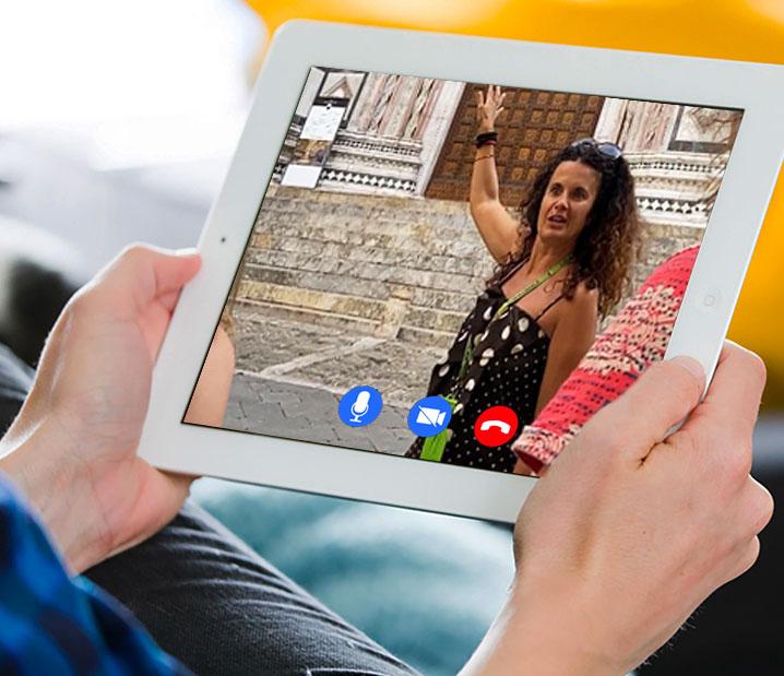 Tour virtuale Siena